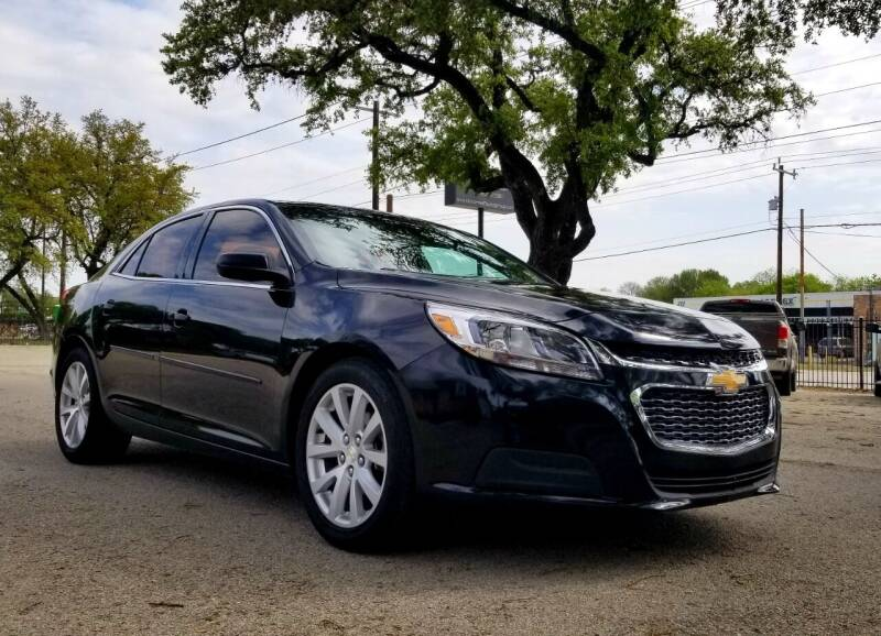 2015 Chevrolet Malibu for sale at Clover Leaf Auto Group in San Antonio TX