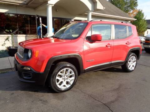 2015 Jeep Renegade for sale at DEALS UNLIMITED INC in Portage MI
