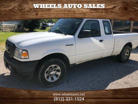 2011 Ford Ranger for sale at Wheels Auto Sales in Bloomington IN