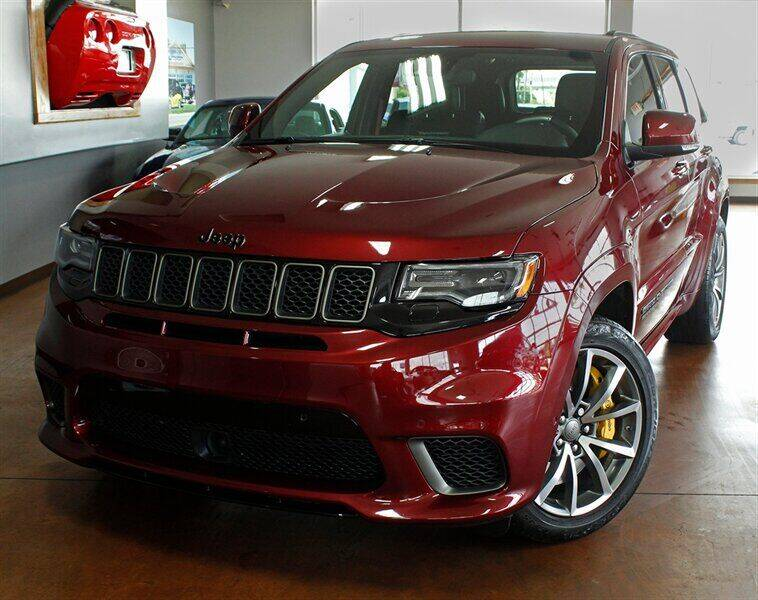 2018 Jeep Grand Cherokee for sale in North Canton, OH