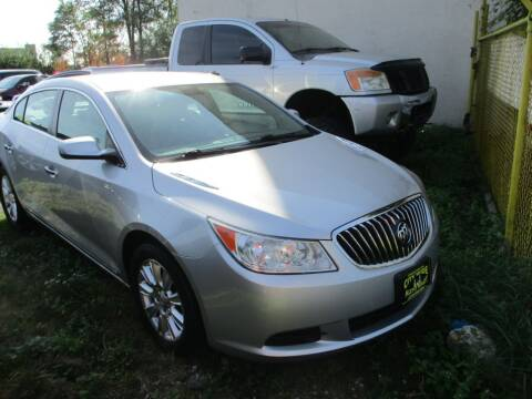 2013 Buick LaCrosse for sale at City Wide Auto Mart in Cleveland OH
