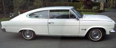1966 AMC Marlin for sale at Classic Car Deals in Cadillac MI