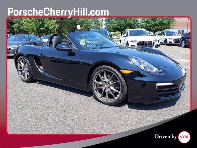 2016 Porsche Boxster for sale in Cherry Hill, NJ