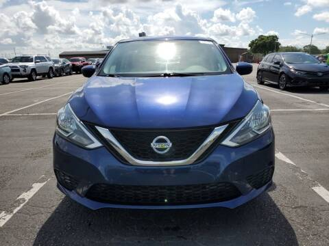2016 Nissan Sentra for sale at Paradise Motor Sports LLC in Lexington KY