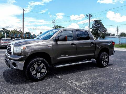 2012 Toyota Tundra for sale at Rons Auto Sales in Stockdale TX
