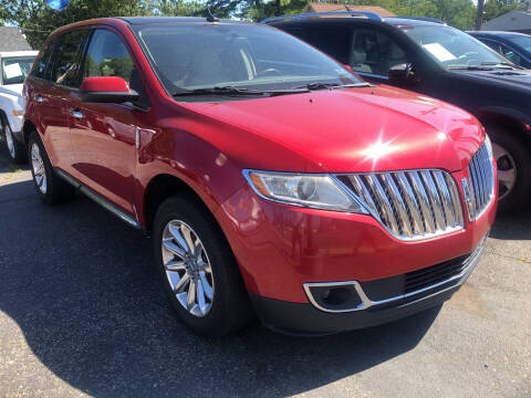 2011 Lincoln MKX for sale at SuperBuy Auto Sales Inc in Avenel NJ