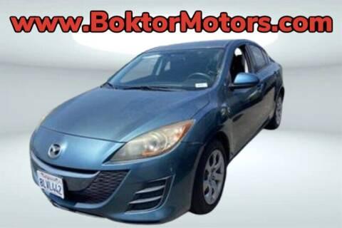 2010 Mazda MAZDA3 for sale at Boktor Motors in North Hollywood CA