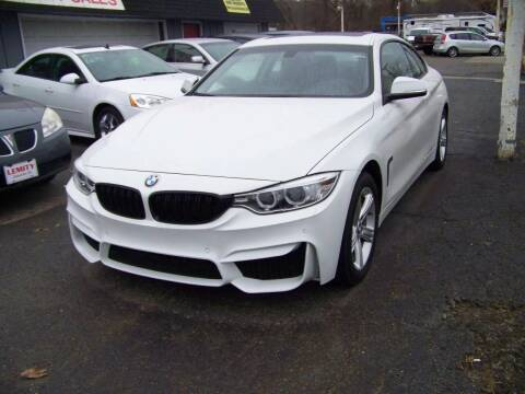 2014 BMW 4 Series for sale at Collector Car Co in Zanesville OH