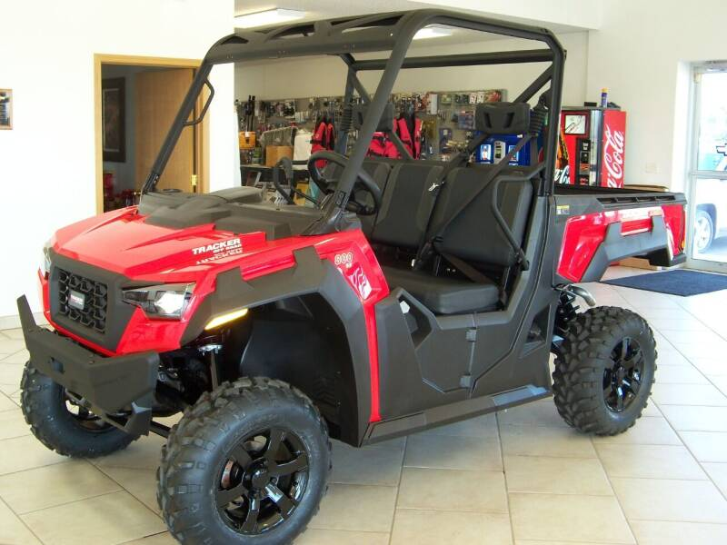 2022 TRACKER OFF ROAD 800 SX for sale at Tyndall Motors in Tyndall SD