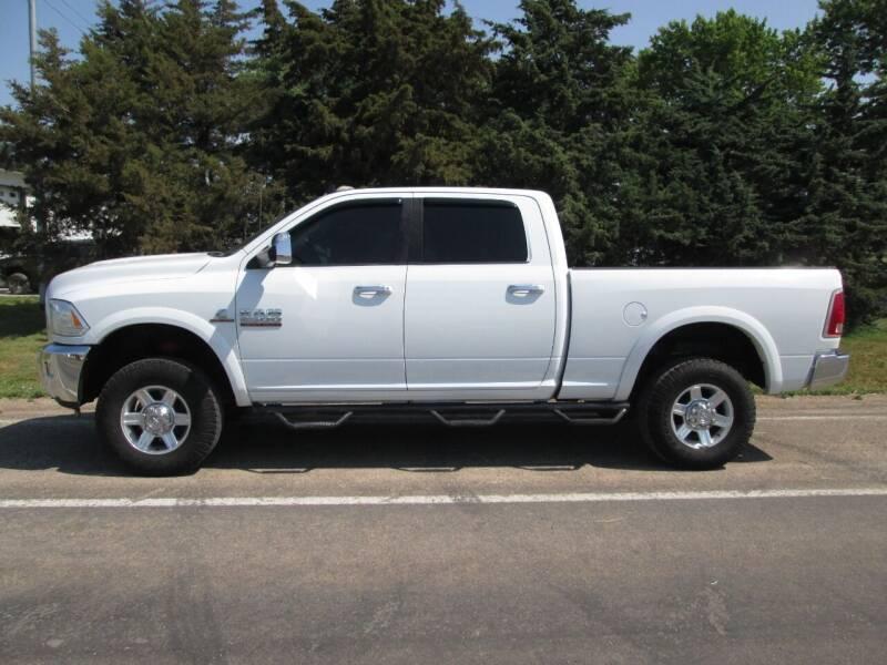 2013 RAM Ram Pickup 2500 for sale at Joe's Motor Company in Hazard NE