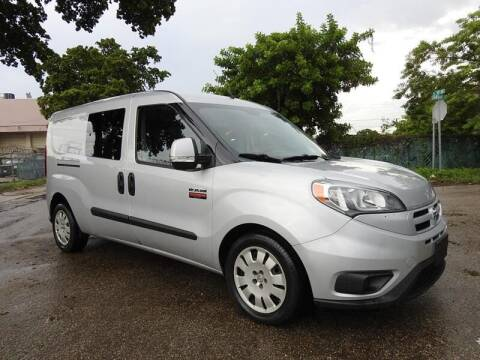 2016 RAM ProMaster City Wagon for sale at SUPER DEAL MOTORS in Hollywood FL