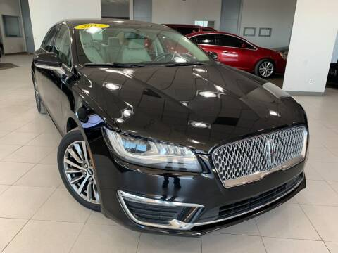 2017 Lincoln MKZ Hybrid for sale at Auto Mall of Springfield in Springfield IL