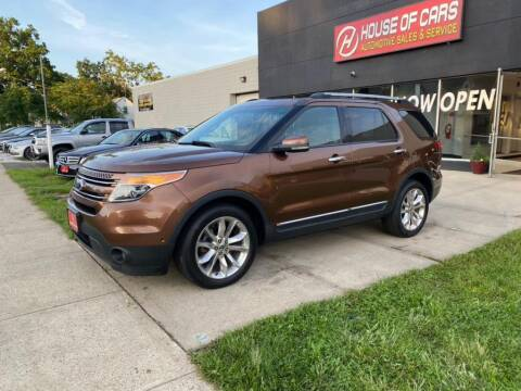 2011 Ford Explorer for sale at HOUSE OF CARS CT in Meriden CT