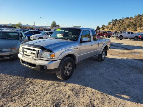 2006 Ford Ranger for sale at Canyon View Auto Sales in Cedar City UT