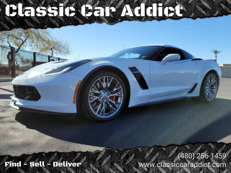 2019 Chevrolet Corvette for sale at Classic Car Addict in Mesa AZ