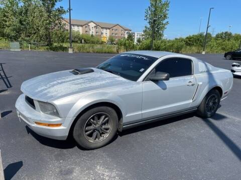 2005 Ford Mustang for sale at COYLE GM - COYLE NISSAN - Coyle Nissan in Clarksville IN