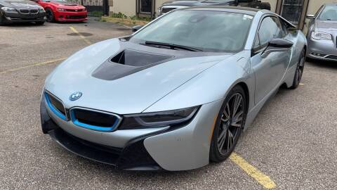 2015 BMW i8 for sale at TX Auto Group in Houston TX