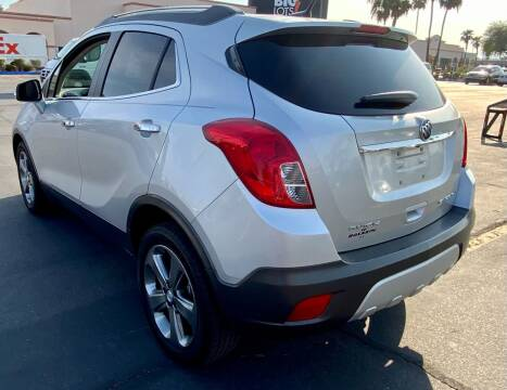 2014 Buick Encore for sale at Charlie Cheap Car in Las Vegas NV