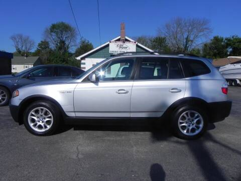 2004 BMW X3 for sale at Car Now in Mount Zion IL
