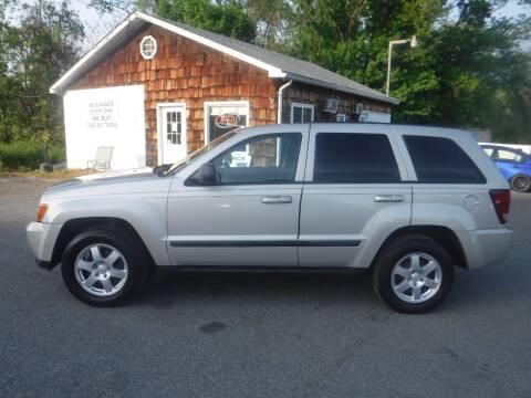 2008 Jeep Grand Cherokee for sale at Trade Zone Auto Sales in Hampton NJ