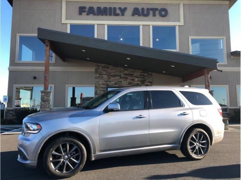 2018 Dodge Durango for sale at Moses Lake Family Auto Center in Moses Lake WA