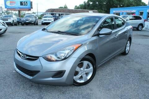 2011 Hyundai Elantra for sale at Drive Now Auto Sales in Norfolk VA