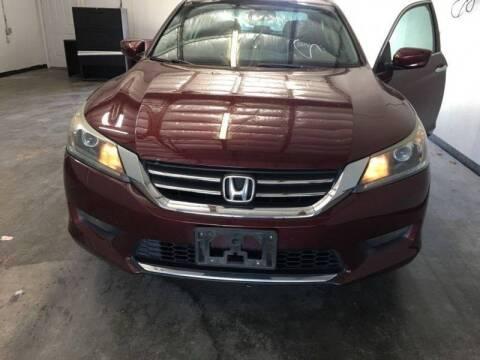 2014 Honda Accord for sale at Bad Credit Call Fadi in Dallas TX