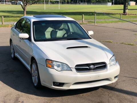 2007 Subaru Legacy for sale at Choice Motor Car in Plainville CT