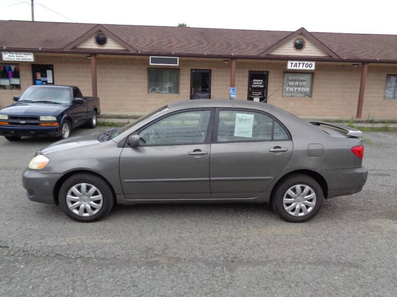 2006 Toyota Corolla for sale at On The Road Again Auto Sales in Lake Ariel PA