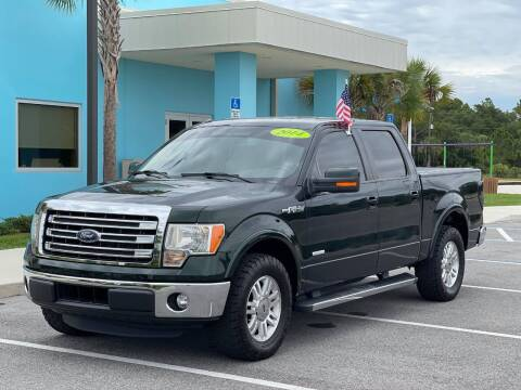 2014 Ford F-150 for sale at GENESIS AUTO SALES in Port Charlotte FL