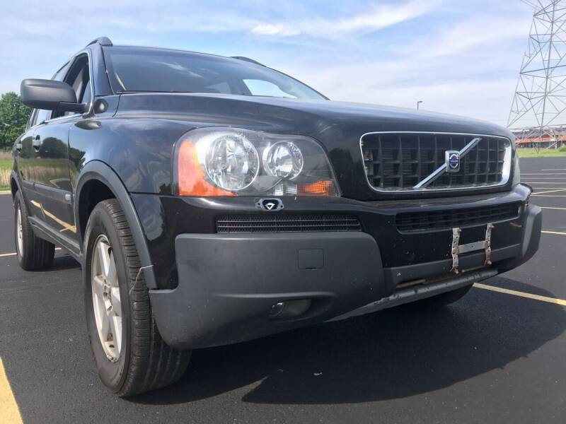 2006 Volvo XC90 for sale at Quality Motors Inc in Indianapolis IN