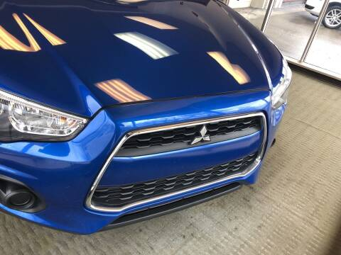 2015 Mitsubishi Outlander Sport for sale at Berwyn S Detweiler Sales & Service in Uniontown PA