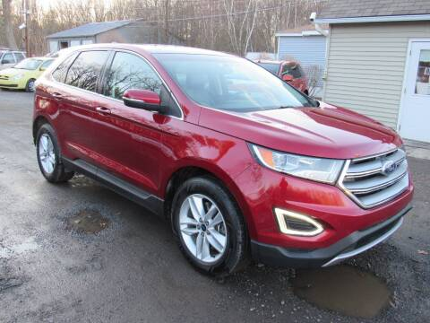 2015 Ford Edge for sale at DON'S AUTO WHOLESALE in Sheppton PA