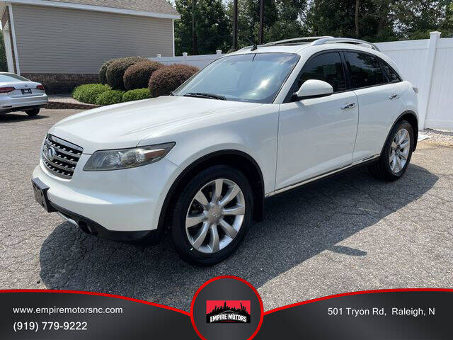 2006 Infiniti FX35 for sale in Raleigh, NC