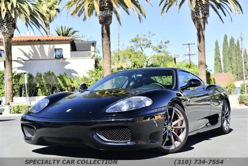 2002 Ferrari 360 Modena for sale in West Hollywood, CA