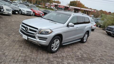 2013 Mercedes-Benz GL-Class for sale at Cars-KC LLC in Overland Park KS