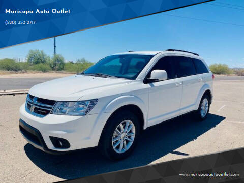 2014 Dodge Journey for sale at Maricopa Auto Outlet in Maricopa AZ