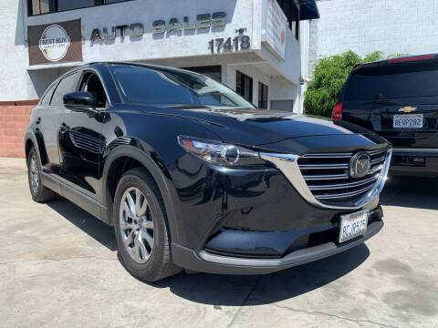 2018 Mazda CX-9 for sale at Best Buy Quality Cars in Bellflower CA