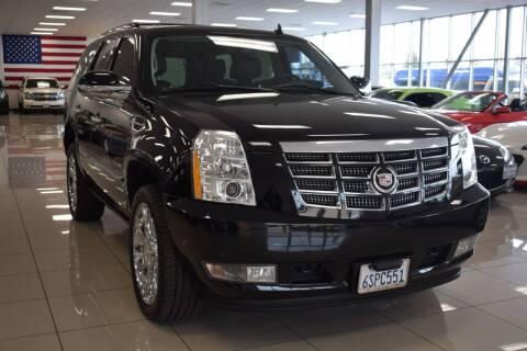 2011 Cadillac Escalade for sale at Legend Auto in Sacramento CA