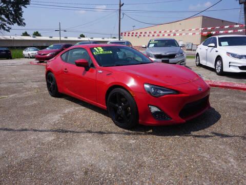 2013 Scion FR-S for sale at BLUE RIBBON MOTORS in Baton Rouge LA