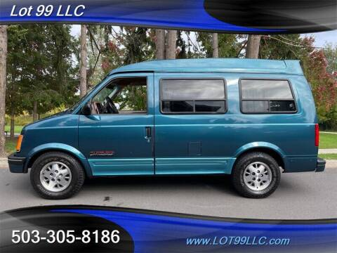 1994 Chevrolet Astro for sale at LOT 99 LLC in Milwaukie OR