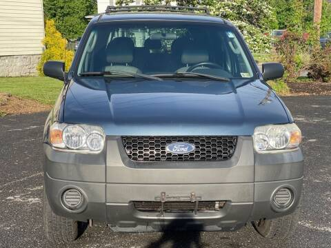 2005 Ford Escape for sale at MZ Auto - Stephens City in Stephens City VA