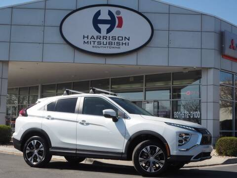 2022 Mitsubishi Eclipse Cross for sale at Harrison Imports in Sandy UT