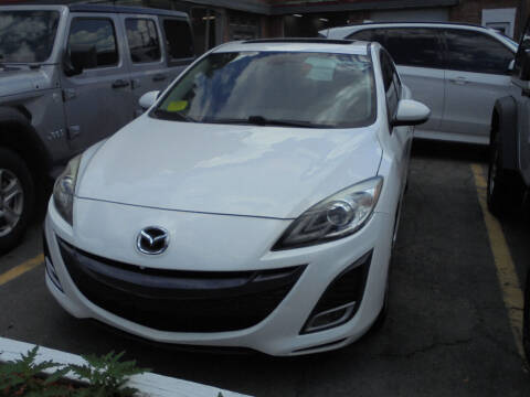 2010 Mazda MAZDA3 for sale at Washington Street Auto Sales in Canton MA