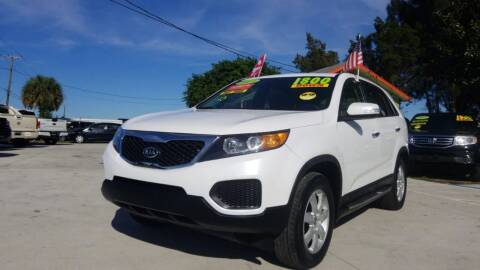 2013 Kia Sorento for sale at GP Auto Connection Group in Haines City FL