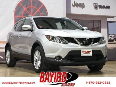 2018 Nissan Rogue Sport for sale at Bayird Truck Center in Paragould AR