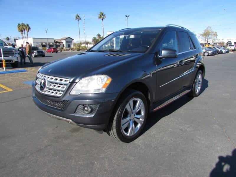 2011 Mercedes-Benz M-Class for sale at Charlie Cheap Car in Las Vegas NV