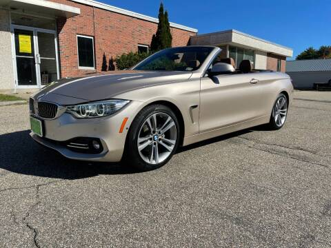 2016 BMW 4 Series for sale at Kar Kraft in Gilford NH