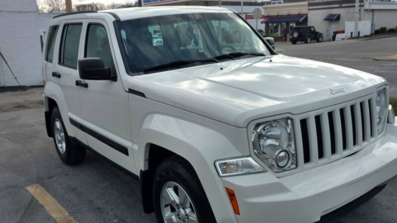 2010 Jeep Liberty for sale at Graft Sales and Service Inc in Scottdale PA