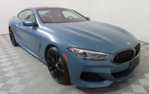 2019 BMW 8 Series for sale at Autos by Jeff Scottsdale in Scottsdale AZ